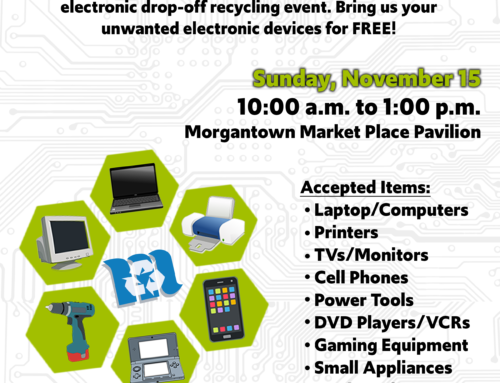 Free Electronic Waste Recycling Drop-off Event!!
